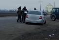 Пограничники задержали 16 машин с грузом для ДНР. Видео