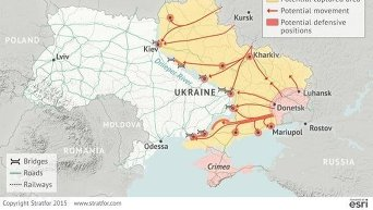 Сценарий возможного развития ситуации в Украине