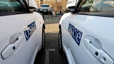 ЕС передал 20 бронированных автомобилей для миссии ОБСЕ в Украине