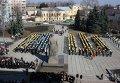 Юбилей государственного гимна Украины в Житомире
