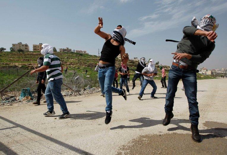Столкновения на Западном берегу реки Иордан