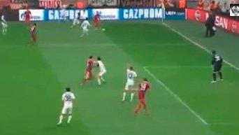 Бавария - Шахтер - 7:0. Видео