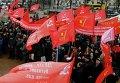 Митинг КПРФ в Санкт-Петербурге