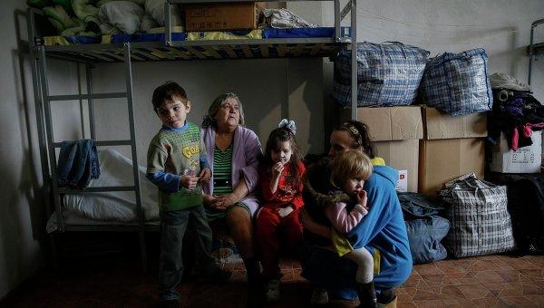 Картинки по запросу переселенцы с донбасса - фото