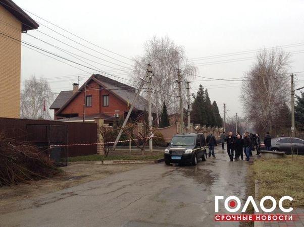 Место смерти Александра Пеклушенко