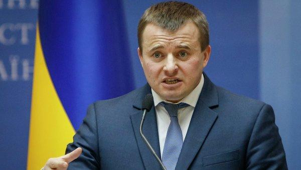Министр энергетики Владимир Демчишин