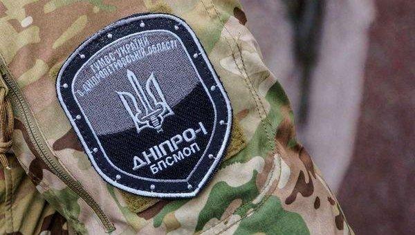 Боец батальона Днепр-1. Архивное фото