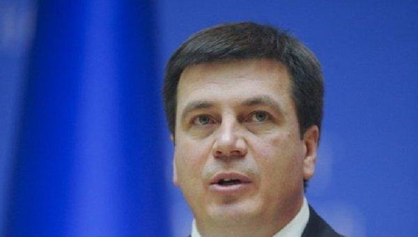 Вице-премьер-министр - министр регионального развития, строительства и жилищно-коммунального хозяйства Геннадий Зубко