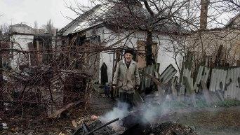 Жизнь в Дебальцево. Архивное фото