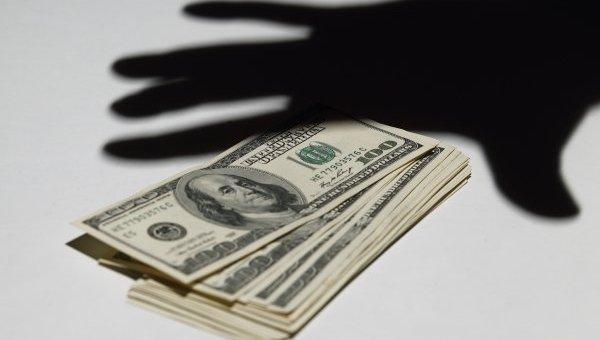 Доллары. Архивное фото