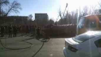 Военные ВСУ совершили ДТП в Константиновке, в результате погиб ребенок. Видео