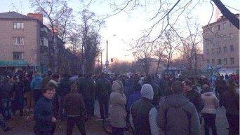 Беспорядки в Константиновке