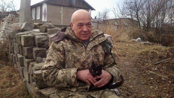 Геннадий Москаль. Архивное фото