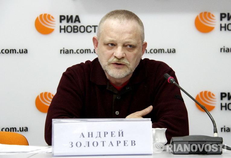 Золотарев: дипломатические отношения Украина-РФ заморожены