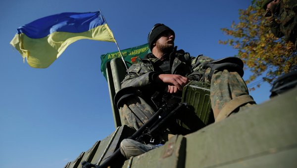 О будущем Украины и разрешении военного конфликта в Донбассе
