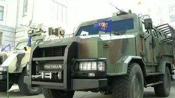 Новая бронетехника для ВСУ