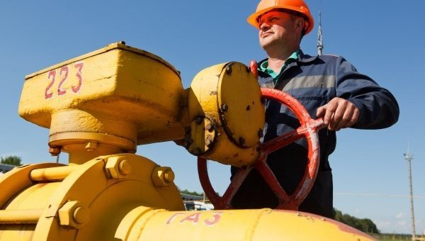 Подземное хранилище газа. Архивное фото
