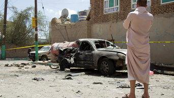 Теракт в столице Йемена, Сане
