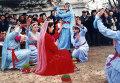 Весенний праздник Навруз-Байрам в Марнеули
