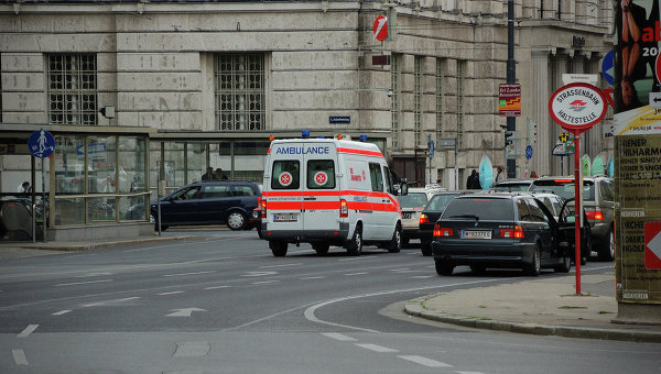 Нафестивале вАвстрии отнепогоды пострадали неменее 120 человек
