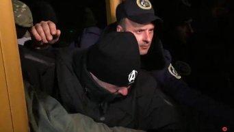 Драка под Укрнафтой с участием народного депутата Найема. Видео