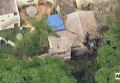 Во Флориде вертолет рухнул на жилой дом. Видео