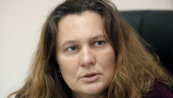 Татьяна Монтян. Архивное фото