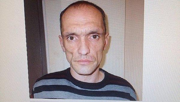Владимир Беспалов. Преступник из РФ