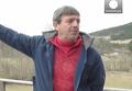 Николя Балик из Марселя первым из журналистов побывал на месте крушения самолета немецкого лоукостера Germanwings