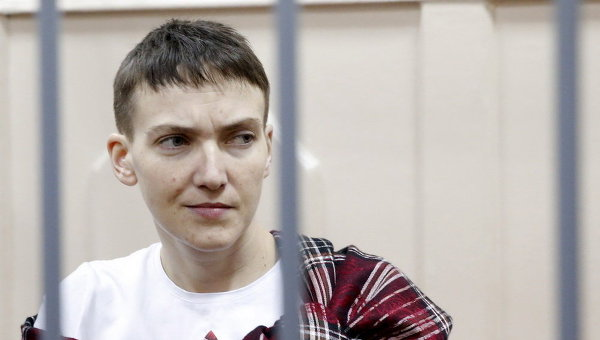 Процесс по делу Савченко  зашел в тупик