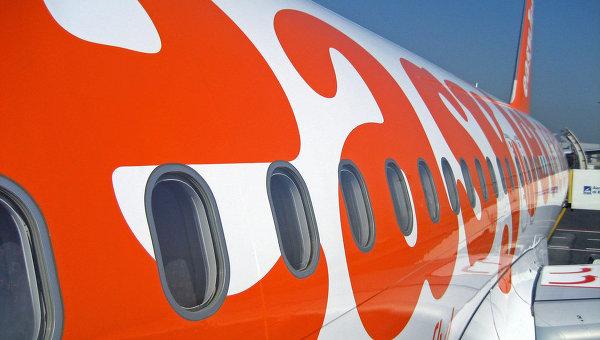 Самолет EasyJet