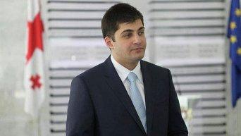 Первый замгенпрокурора Украины Давид Сакварелидзе