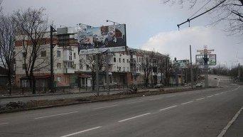 Жизнь в Донецке во время перемирия