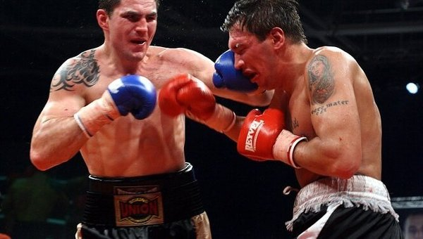 Украинский боксер Станислав Каштанов получил гражданство РФ