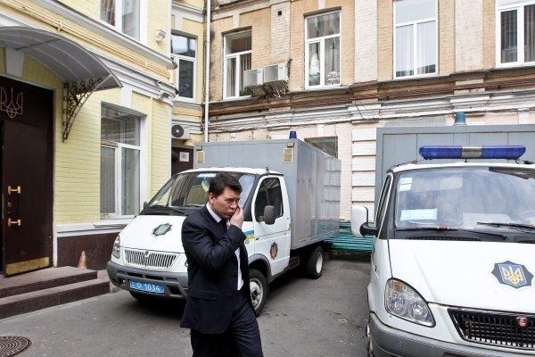 Адвокат Сергея Бочковского Игорь Федоренко