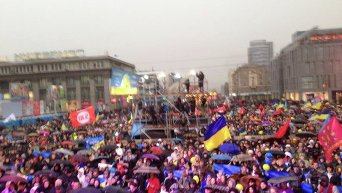 Народное вече в Днепропетровске