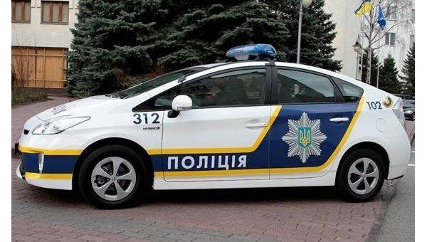 Дизайн патрульного автомобиля - второе место по результатам голосования