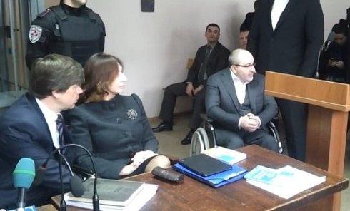 Кернес в суде