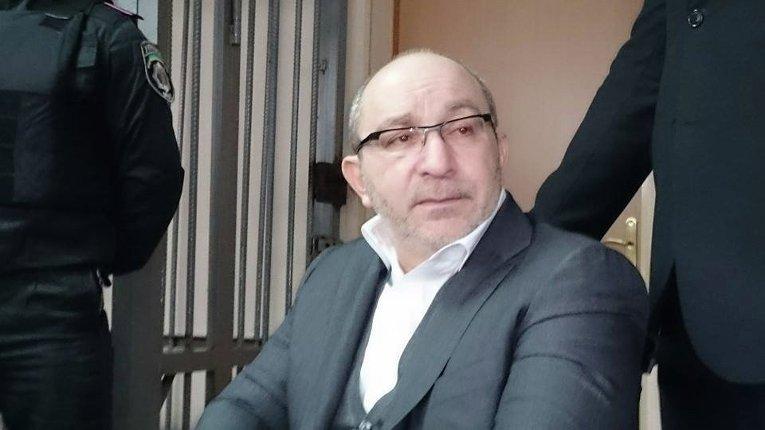 В Баден-Бадене: Кернес не приедет на суд в Полтаве