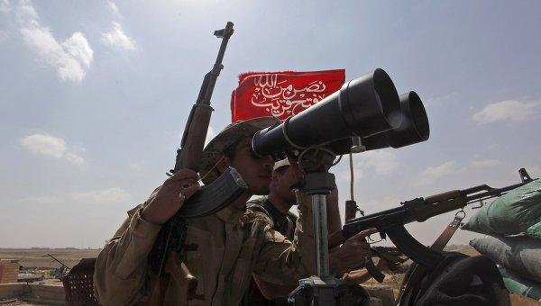Иракские силы безопасности