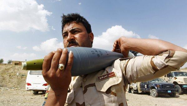 Иракские силы безопасности в борьбе против Исламского Государства