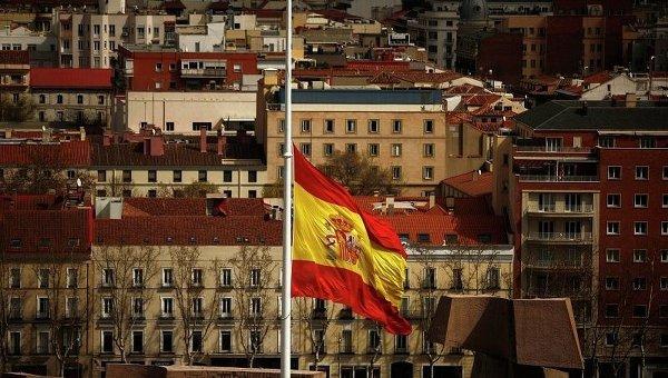 Флаг Испании