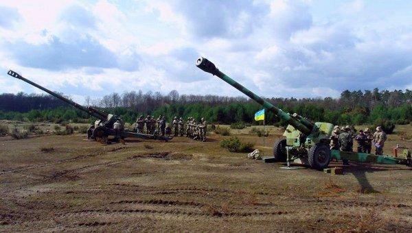 Противотанковые орудия Рапира ВСУ