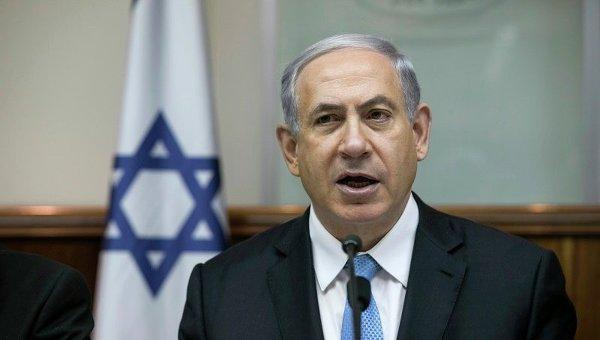 Нетаньяху объявил, что Израиль продолжит наносить удары поцелям вСирии