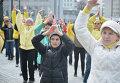 Фестиваль здоровья в Киеве. Архивное фото