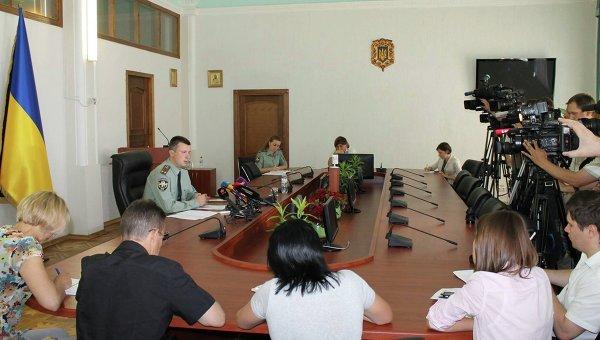 Начальник Государственной пенитенциарной службы Украины Сергей Старенький
