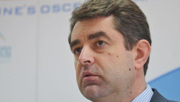 Евгений Перебийнис. Архивное фото