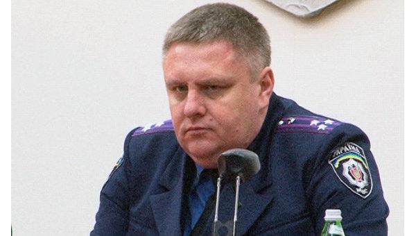 Андрей Крищенко. Архивное фото