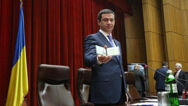 Президент назначил председателя Запорожской областной государственной администрации