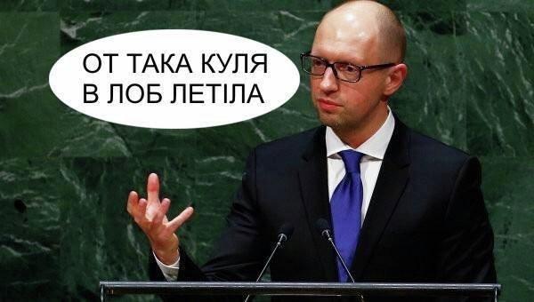 Яценюк отчитал Шевченко на Кабмине: 5 дней горит, экологический вопрос на всю страну, но министра там не было - Цензор.НЕТ 5474